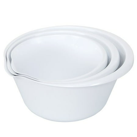 Mainstays Mixing Bowl Set, 3 Piece