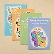 Card-Boxed-Get Well-For Kids (Box Of 12)