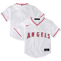 Los Angeles Angels Nike Toddler Home 2020 Replica Player Jersey - White