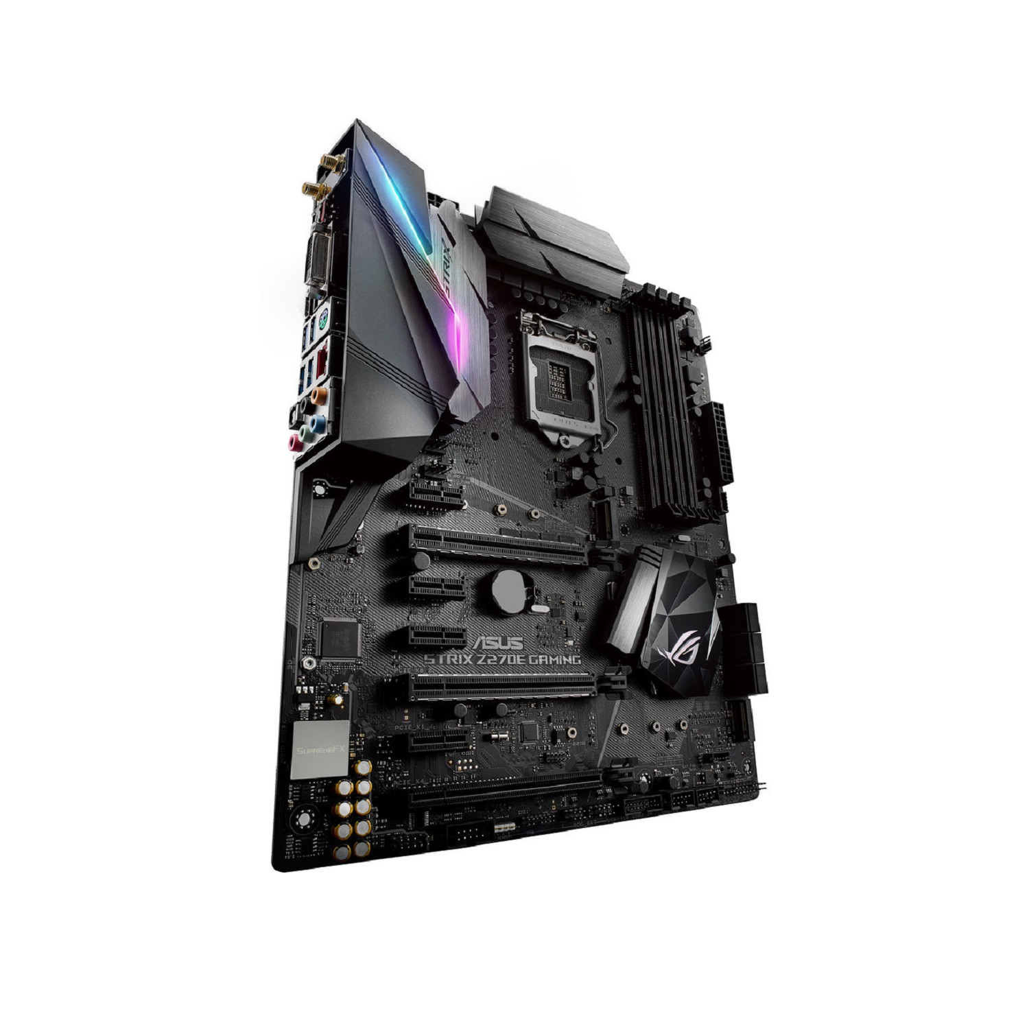 Asus ROG Strix Z270E Gaming Motherboard by ASUS