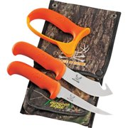 Outdoor Edge Cutlery Corp Blaze and Bone Clampack Multi-Colored