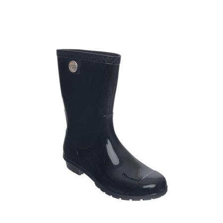 958564bb64d UGG - UGG Sienna Rain Boot - Black - Walmart.com