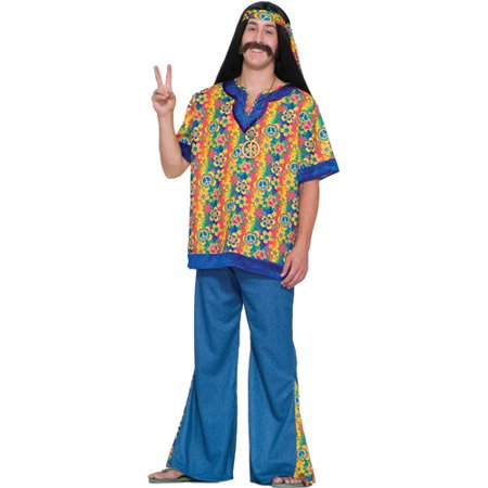 Far Out Man Adult Halloween Costume - Regular Show Halloween Iv