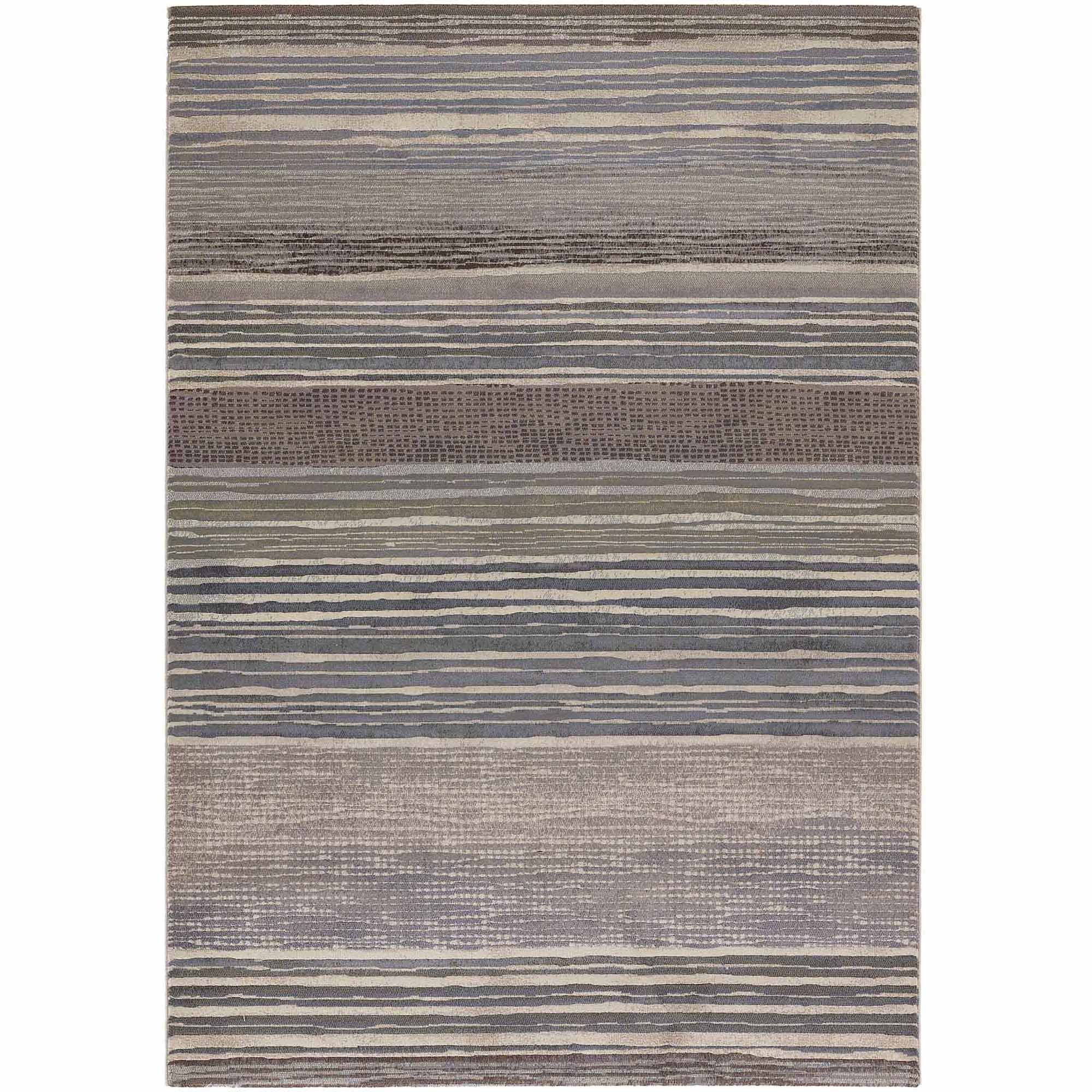 Couristan Easton Vibrato Rug, Tan/Teal