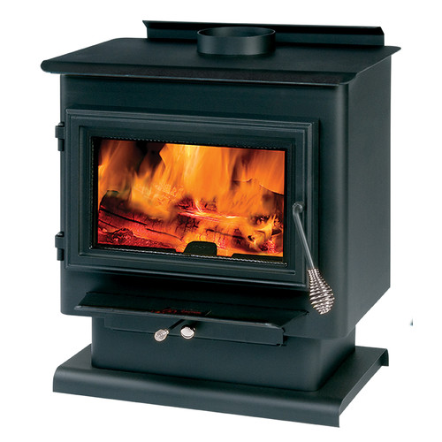 England's Stove Works 1,800 sq. ft. Direct Vent Wood Stove
