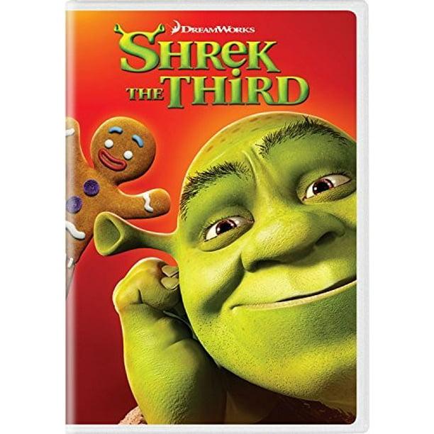 Shrek The Third Dvd Walmart Com Walmart Com