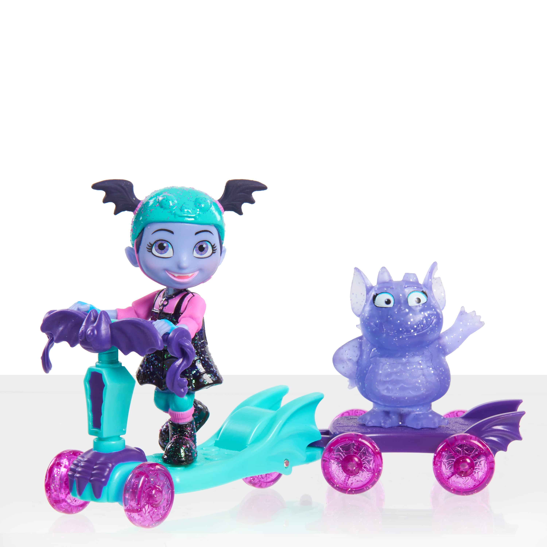 Vampirina Spooky Scooter Playset Vampirina Gregoria Walmart Com Walmart Com