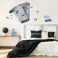 Star Wars Han Solo Millennium Falcon Giant Wall Decal