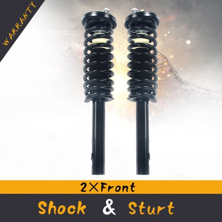 UBesGoo Quick Complete Struts Assembly Shocks for 2003-2007 Honda Accord Front Pair (1988 Honda Accord Strut)