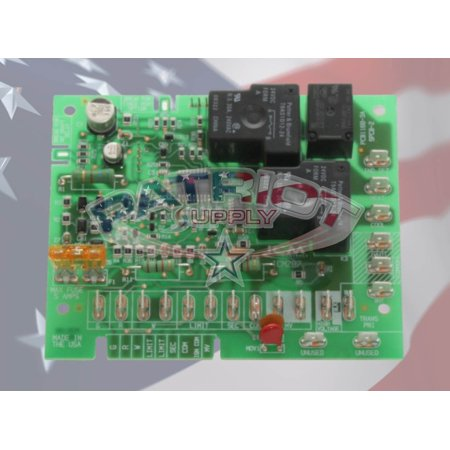 ICM Controls ICM287 Replacement Control Board For Goodman (Replacement Control Board)