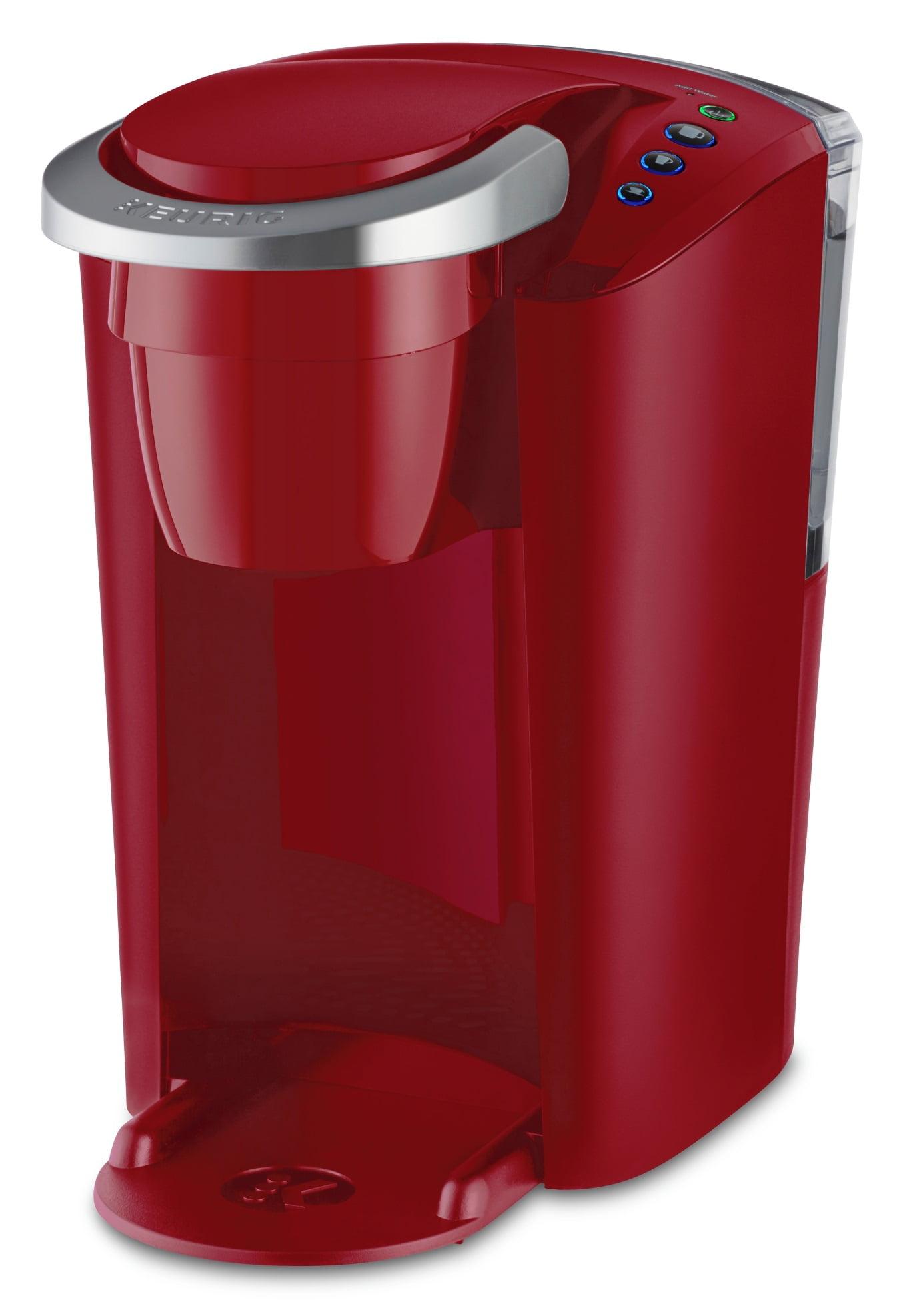 Keurig K Compact Single Serve Red Coffee Maker 125 K Cup Brewer