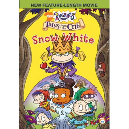 Rugrats Tales From The Crib: Snow White (DVD) - The Rugrats Halloween Vhs
