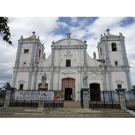 LAMINATED POSTER Central America Church Rivas Nicaragua Poster Print 24 x 36