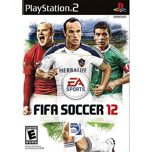 FIFA Soccer 12 (PS2)