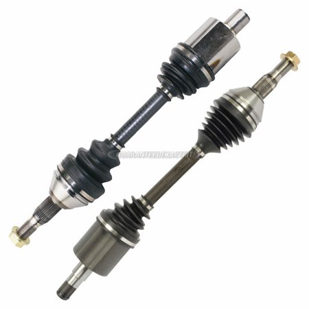 Pair Front CV Axle Shaft For Buick Park Avenue 2000 2001 2002 2003 2004 2005 2003 03 Buick Park Avenue