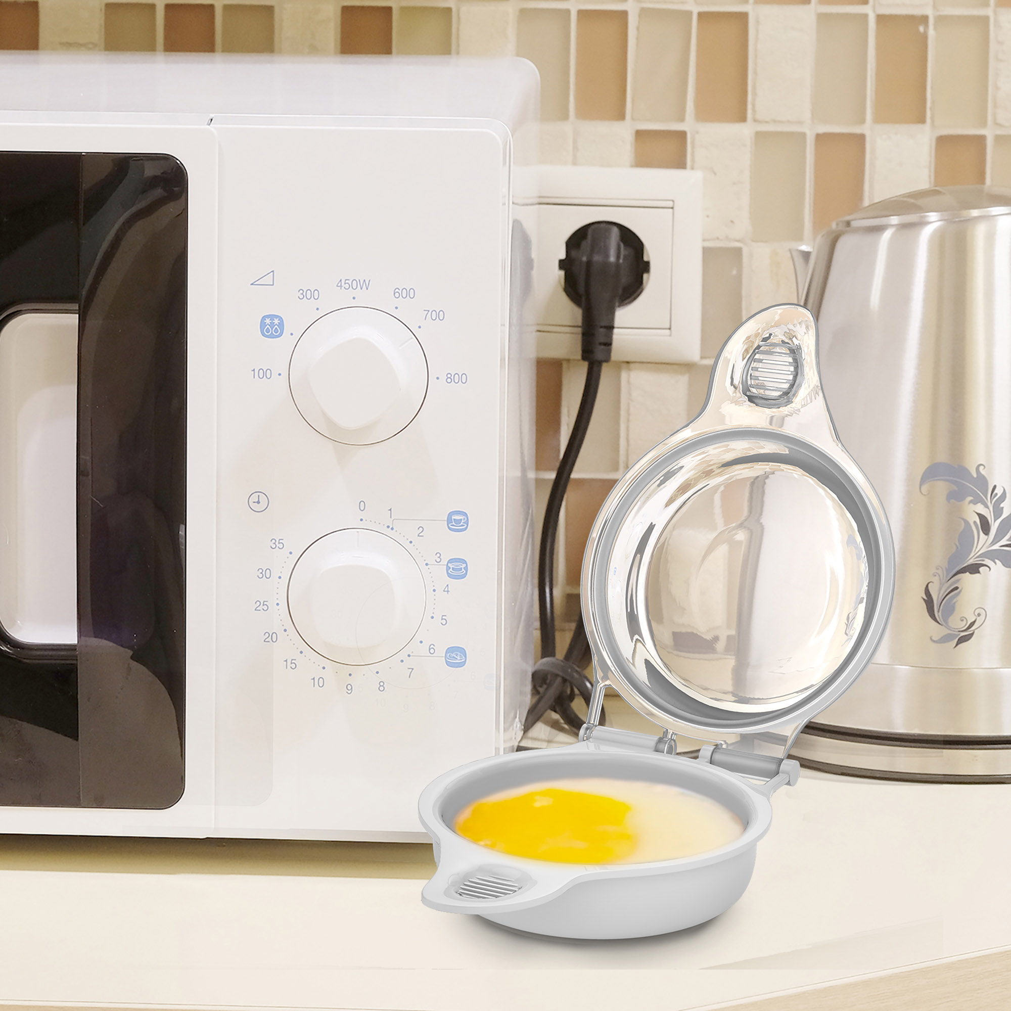 Microwave Egg Maker A Healthy