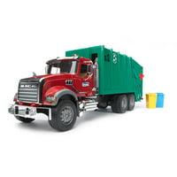 Bruder - MACK Granite Garbage Truck