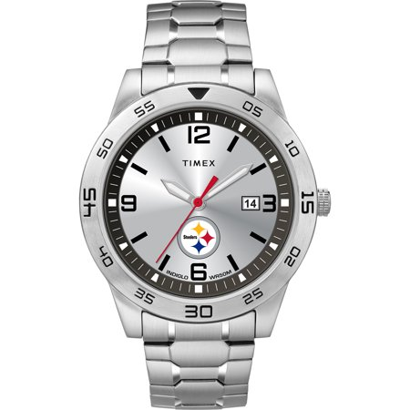 Timex - NFL Tribute Collection Citation Men's Watch, Pittsburgh Steelers