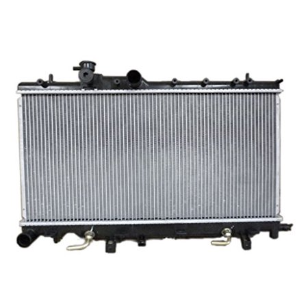 Radiator - Pacific Best Inc For/Fit 2703 Aug'02-07 Subaru Impreza WRX Outback STI AT 4cy WITH Turbo