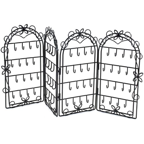 Everything Mary 4 Folding Screen Jewelry Holder, 1 Each