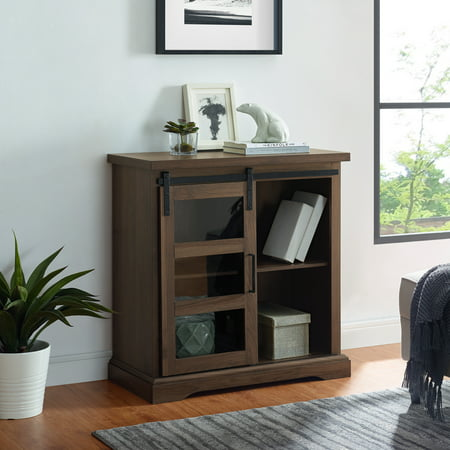 Cabinet Accent Table - Manor Park 32