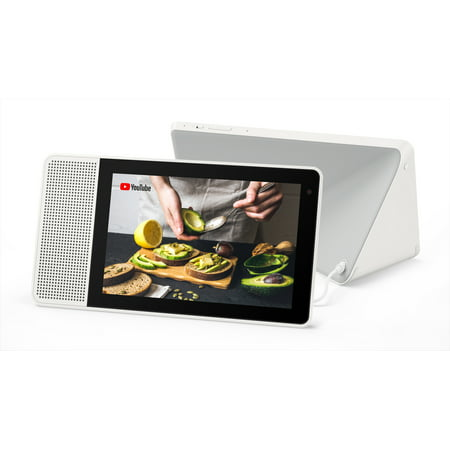 Lenovo 8u0022 Smart Display with the Google Assistant