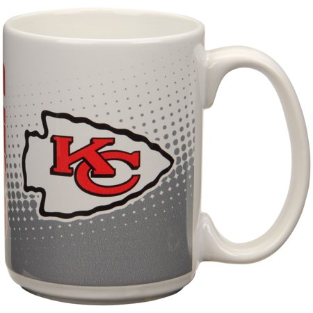 Kansas City Chiefs 15oz. State of Mind Coffee Mug - No Size