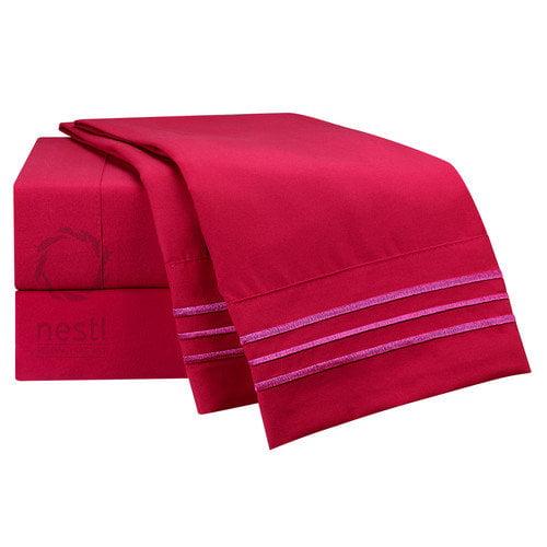 Nestl Bedding Spoonbill Bed Sheet Set