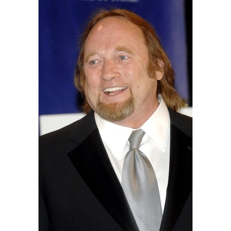 Signed 16x20 Hall Of Fame - Stephen Stills In The Press Room For Induction Ceremony Rock And Roll Hall Of Fame Waldorf-Astoria Hotel New York Ny March 12 2007 Photo By George TaylorEverett Collection Celebrity