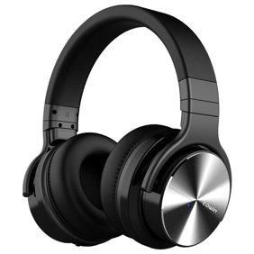 Cowin E7 Pro Active Noise Cancelling Headphone Bluetooth Headphones Microphone Hi Fi Deep Bass Wireless Headphones Over Ear 30h Playtime Travel Work Tv Computer Phone Walmart Com Walmart Com