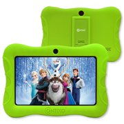 """Contixo 7"""" Kids Tablet 16GB WiFi Android Tablet For Kids Bluetooth Parental Control Pre-Installed Learning Tablet Apps for Toddlers Children Kid-Proof Protective Case, V8-3"""