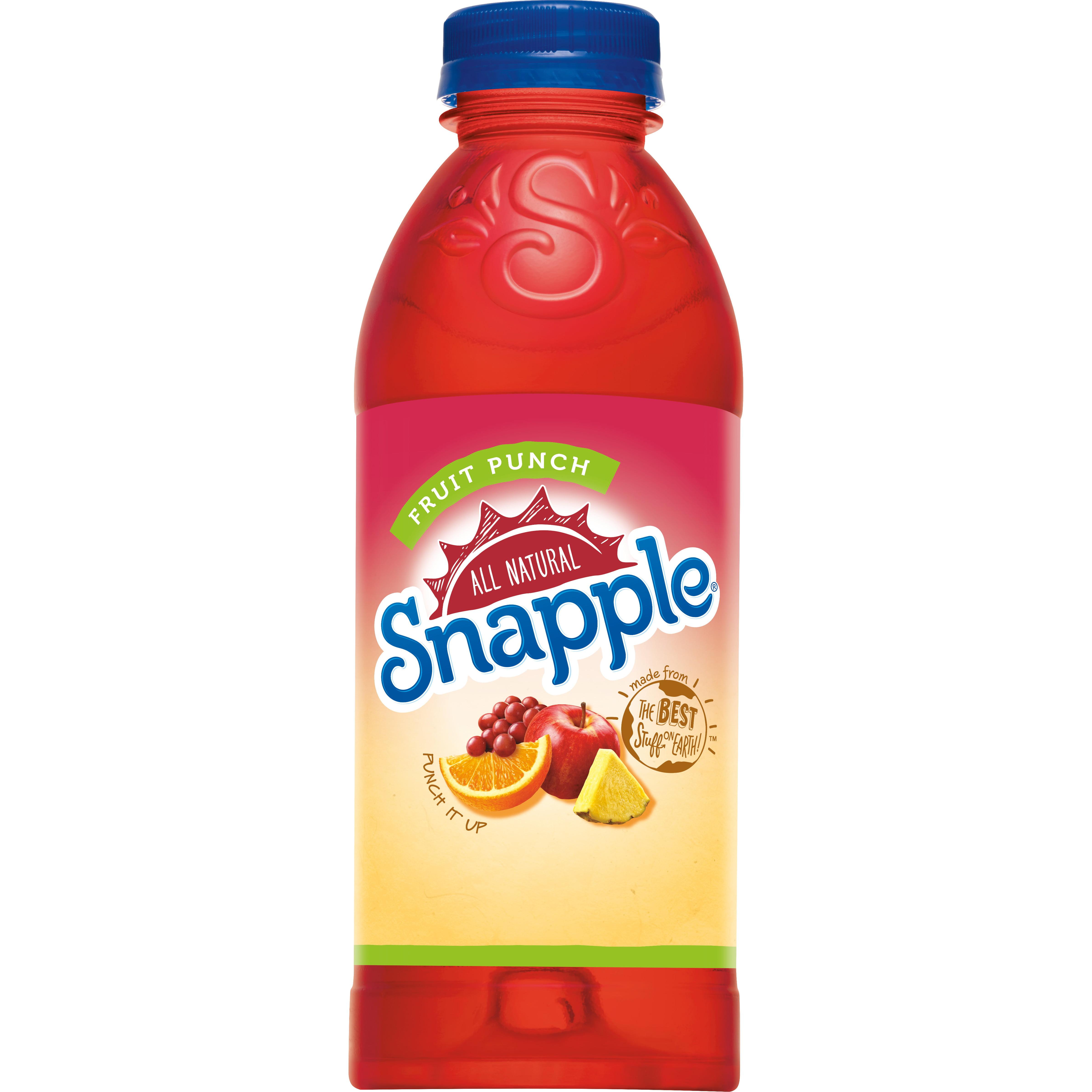 Snapple Fruit Punch, 20 fl oz