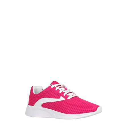 Athletic Works Womens Mesh Trainer Athletic Shoe