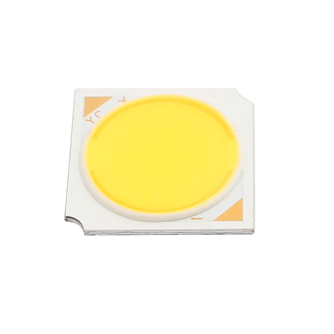 DC 30-36V 10W 19mmx19mm Square COB  Chip High Power Beads Light Neutral White - image 2 de 2