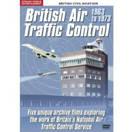 British Air Traffic Control-1963-73