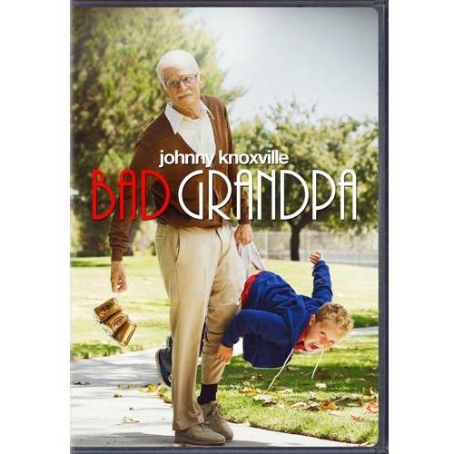 Jackass Presents: Bad Grandpa (DVD + Digital HD) (Walmart Exclusive) (With INSTAWATCH) (Widescreen) by