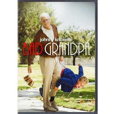 Jackass Presents: Bad Grandpa (DVD + Digital HD) (Walmart (Knoxville Jackass)