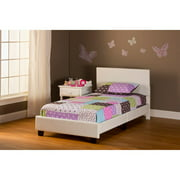 Hillsdale Furniture Springfield Twin Bed-in-a-Box Set, White
