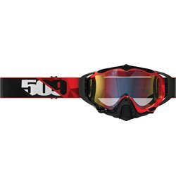Replacement for PART-509-MX-X5-18-MR 509 SINISTER MX-5 OFFROAD GOGGLES - M90 RED](Sinister Mr Boogie)