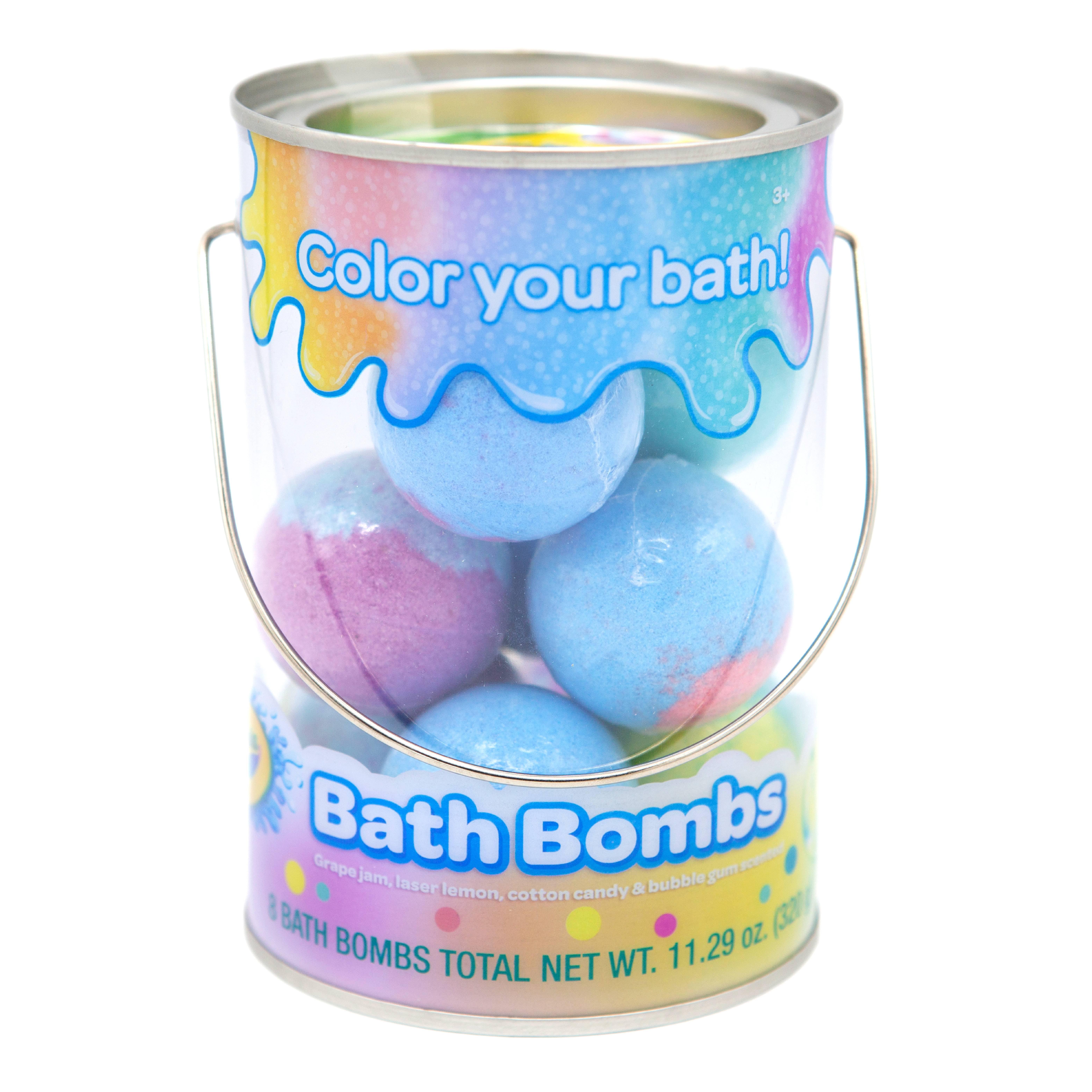 Crayola Assorted Bath Bombs 8 Count Walmart Com Walmart Com