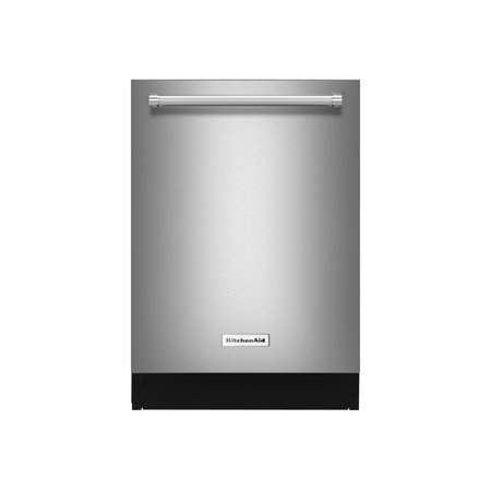 KitchenAid KDTM704ESS - Dishwasher - built-in - Niche - width: 24 in - depth: 24 in - height: 33.5 in - stainless steel