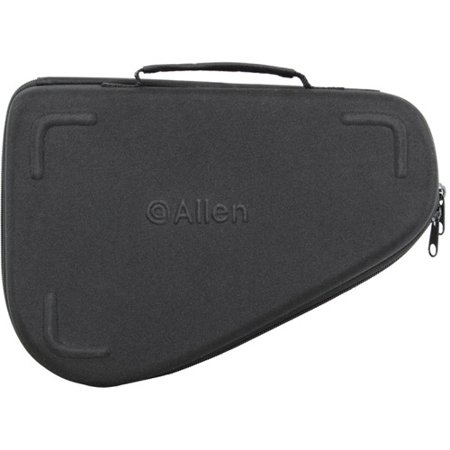 Molded Handgun Case, 4
