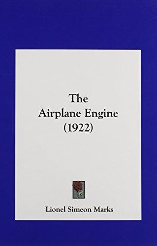 The Airplane Engine (1922) by