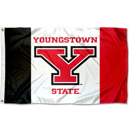 Youngstown State University Penguins Flag
