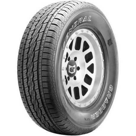 275 60r20 In Inches >> General Grabber Stx 275 60r20 115s Fr