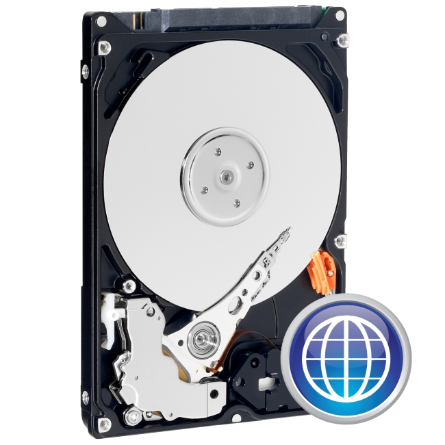 WESTERN DIGITAL - IMSOURCING WD3200BPVT 320GB SATA 3GB/S 5.4K RPM 8MB