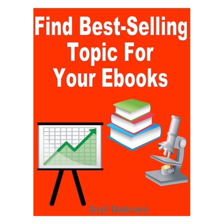 How to Find Best-Selling Niche Topic For Your E-Books -