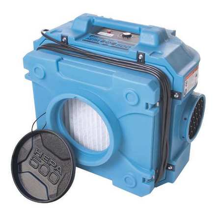 DRI-EAZ F284 Portable Air Scrubber, Negative Air