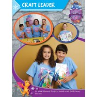 Knights of North Castle: Vacation Bible School (Vbs) 2020 Knights of North Castle Craft Leader: Quest for the King's Armor (Paperback)