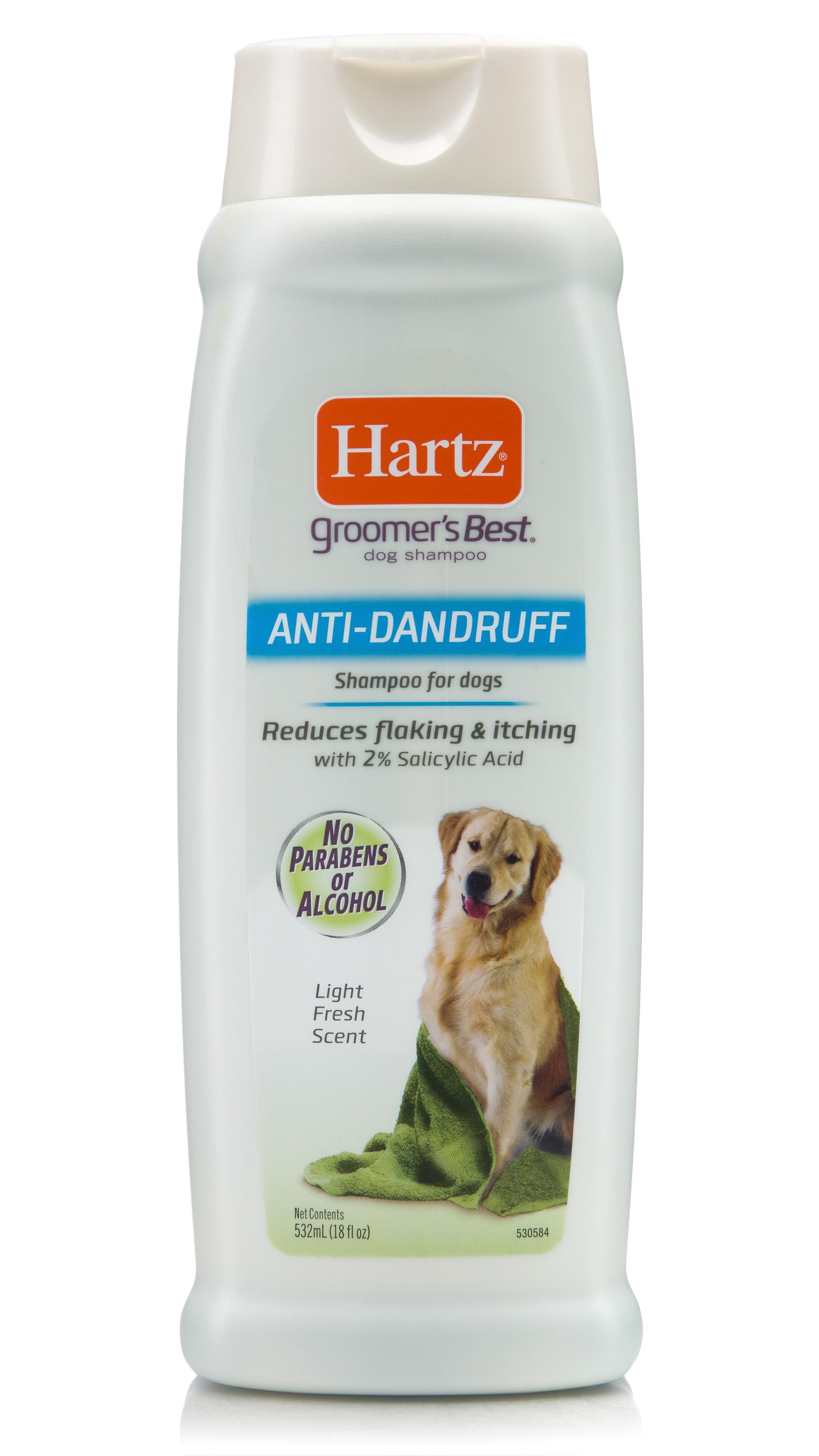 best anti-dandruff shampoo